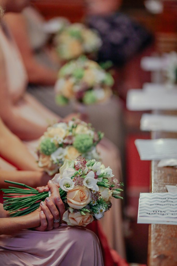 Bouquets-mariage